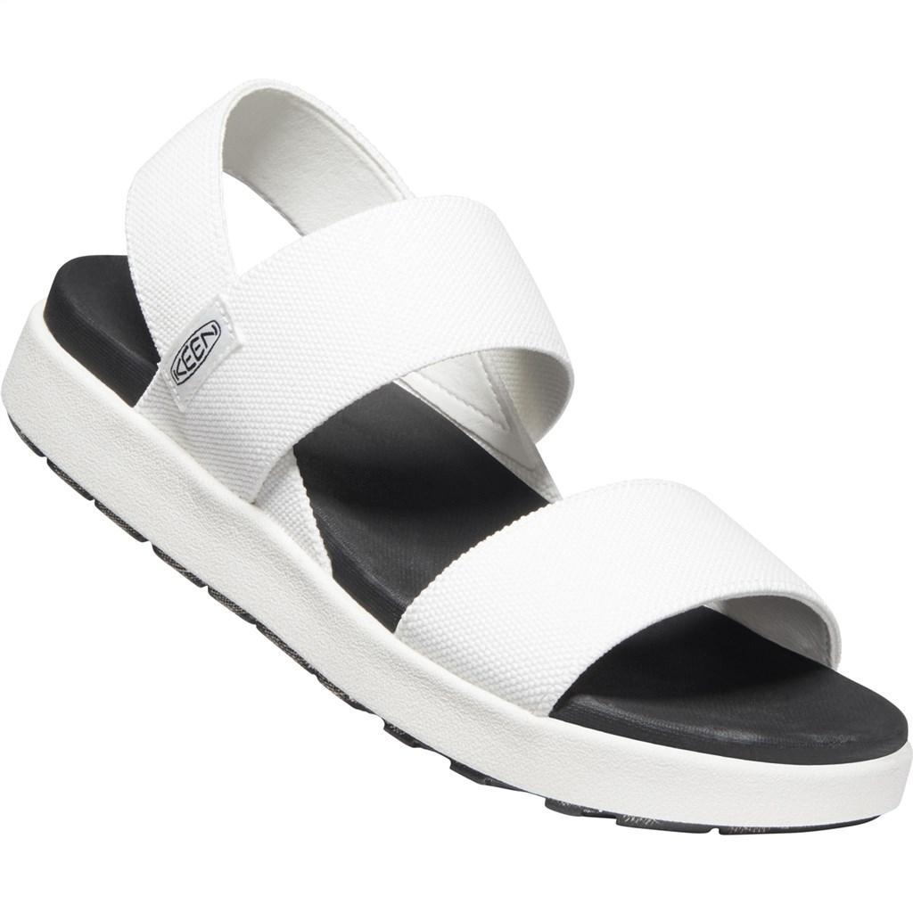 KEEN - W Elle Backstrap - white