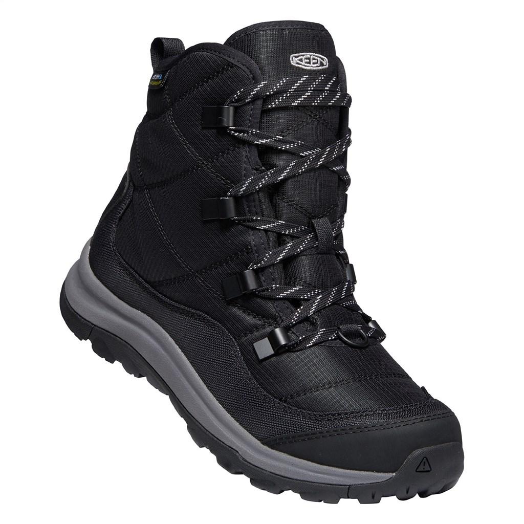 KEEN - W Terradora II Ankle Boot WP - black/drizzle