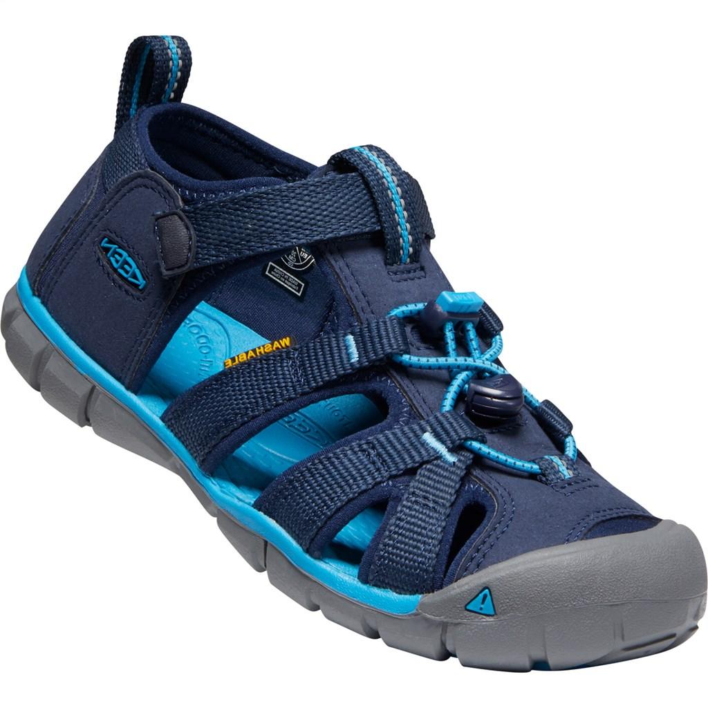 KEEN - C Seacamp II CNX - black iris/vivid blue