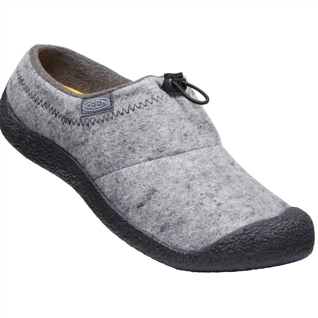 KEEN - M Howser III Slide - grey felt/black