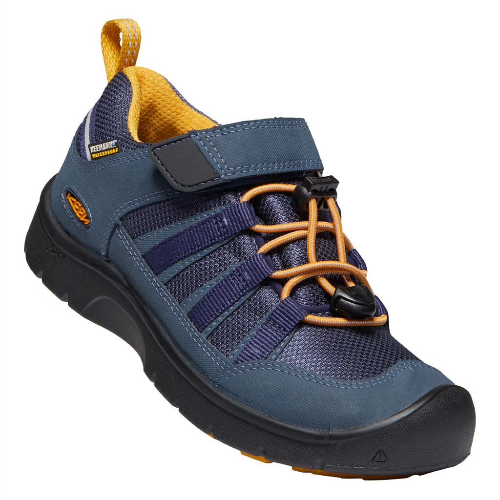 KEEN - Y Hikeport II Low WP - blue nights/sunflower