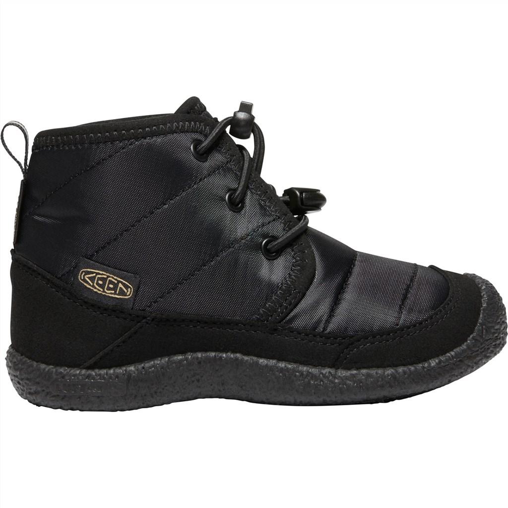 KEEN - C Howser II Chukka WP - black/black