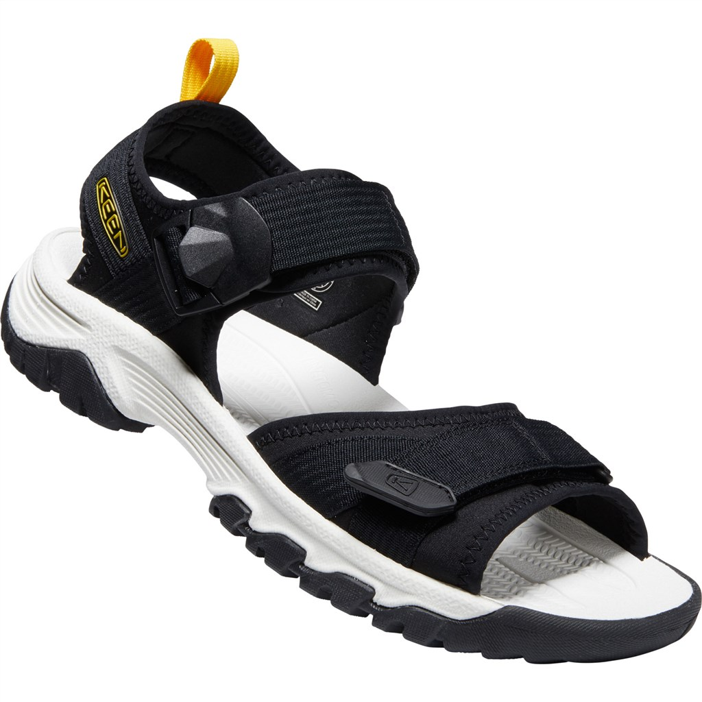 KEEN - M Targhee III Open Toe H2 - black/yellow