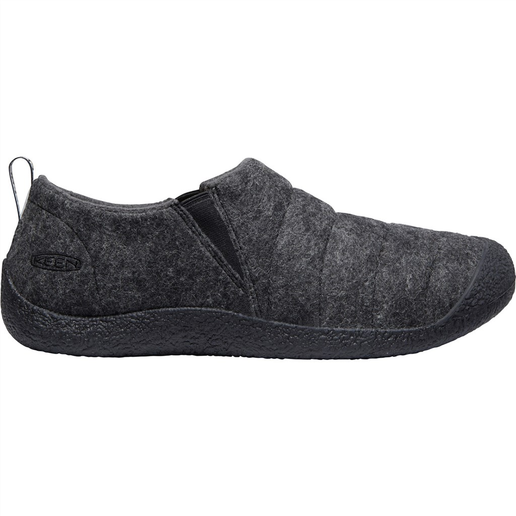 KEEN - M Howser II - charcoal grey felt/black