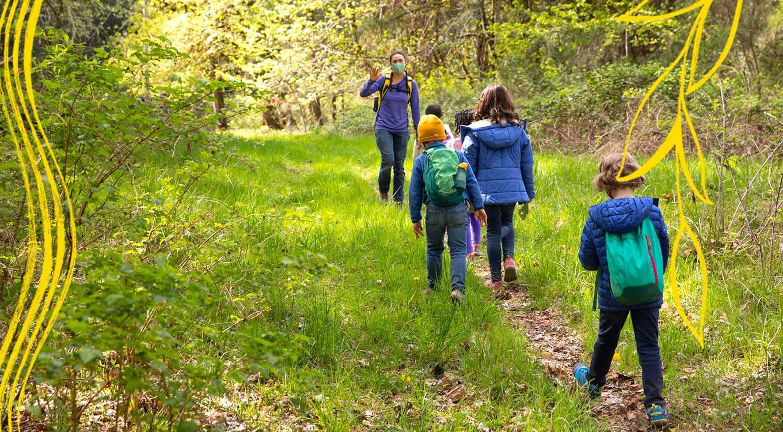 Hikeport für Kinder Der Allround Wanderschuh für Kids