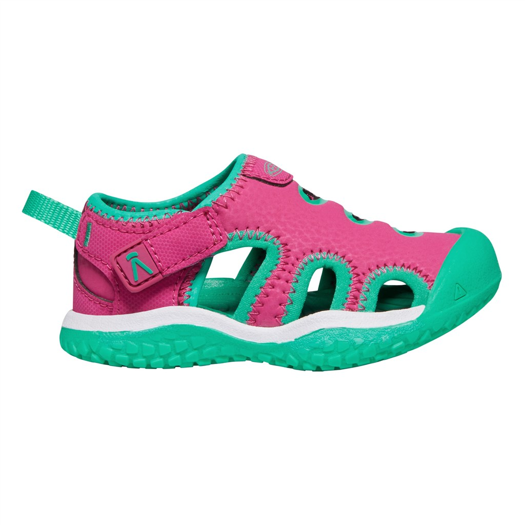 KEEN - T Stingray - very berry/peacock green