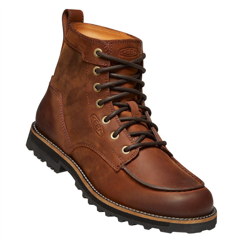 KEEN - M The 59 Moc Boot - dark brown