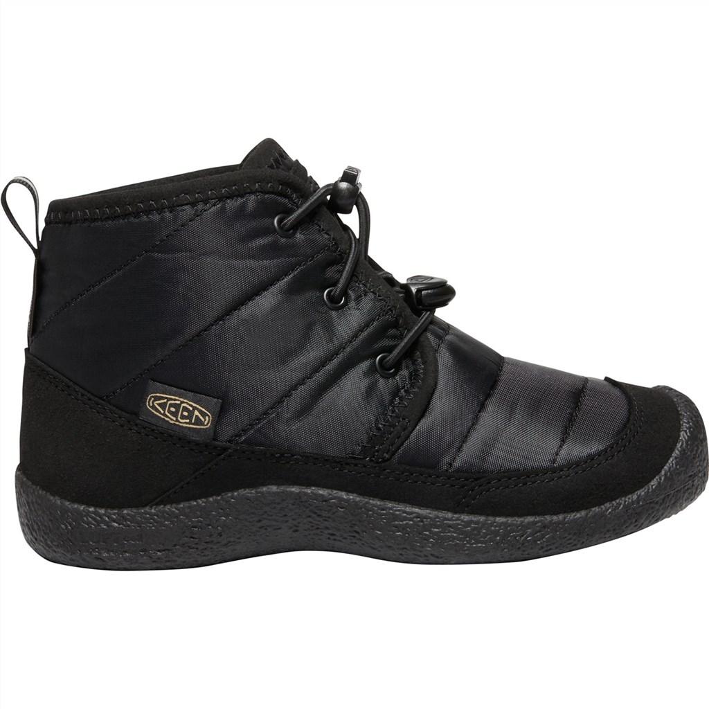KEEN - Y Howser II Chukka WP - black/black