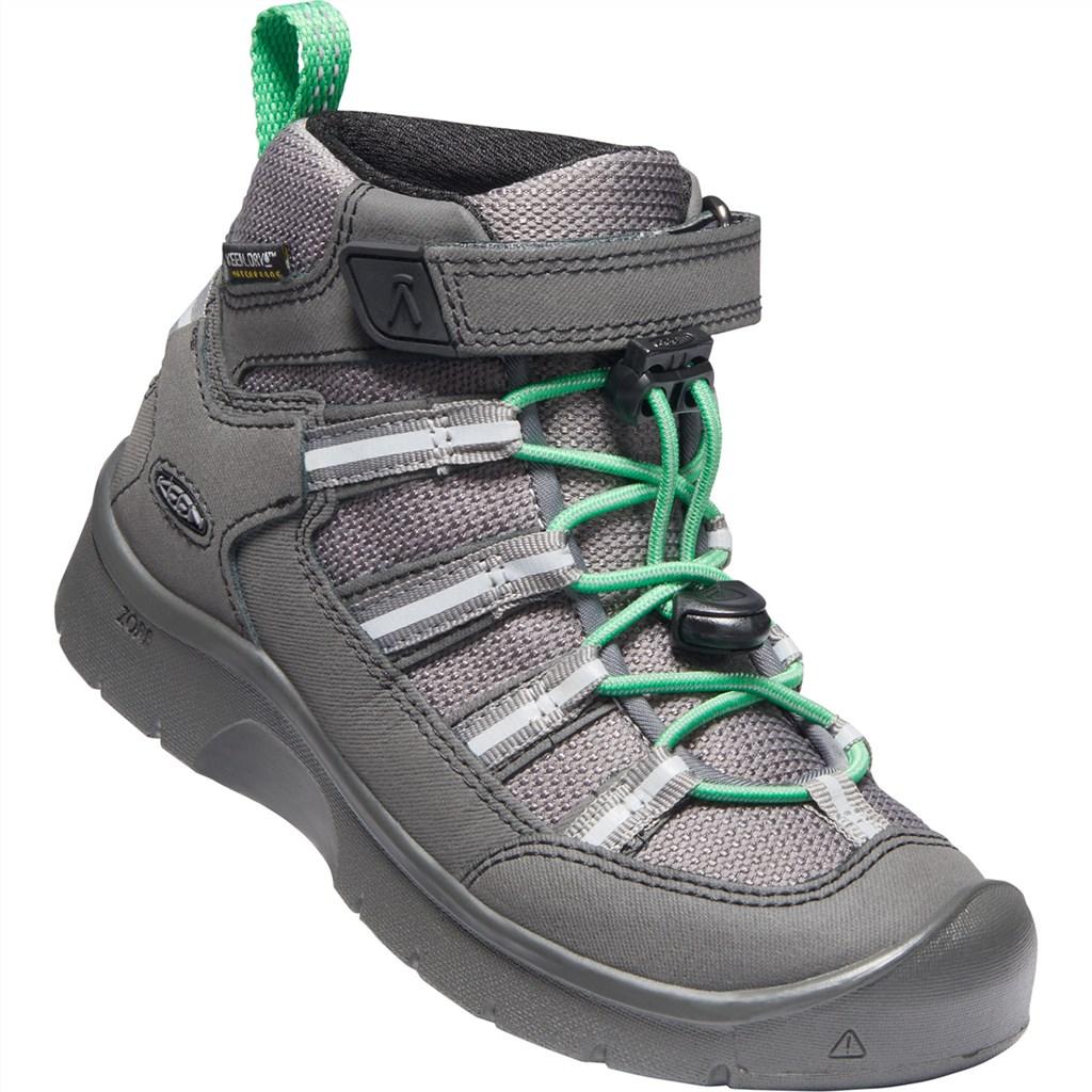KEEN - C Hikeport II Sport Mid WP - black/irish green