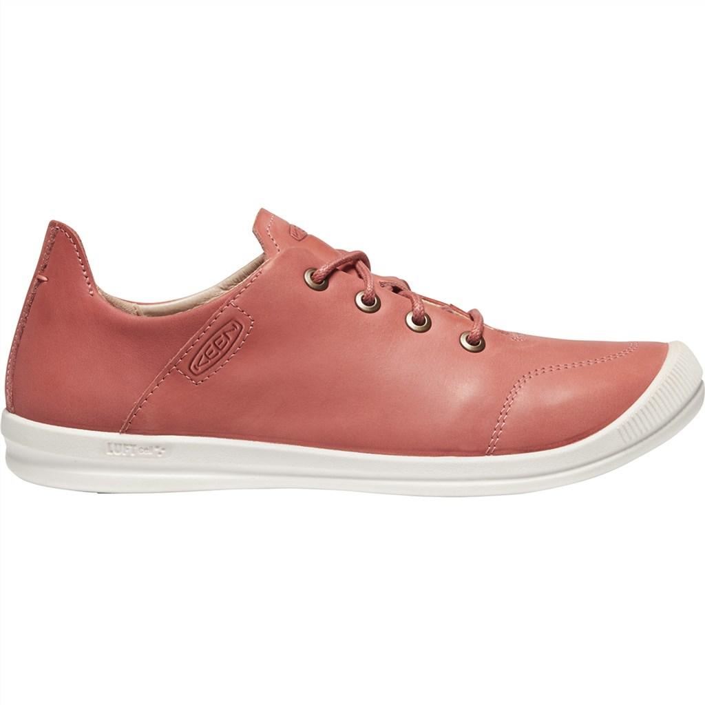 KEEN - W Lorelai II Sneaker - brick dust/star white
