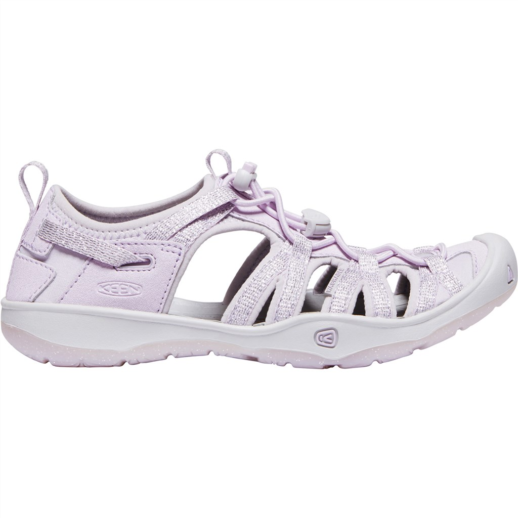 KEEN - Y Moxie Sandal - lavender fog/metallic