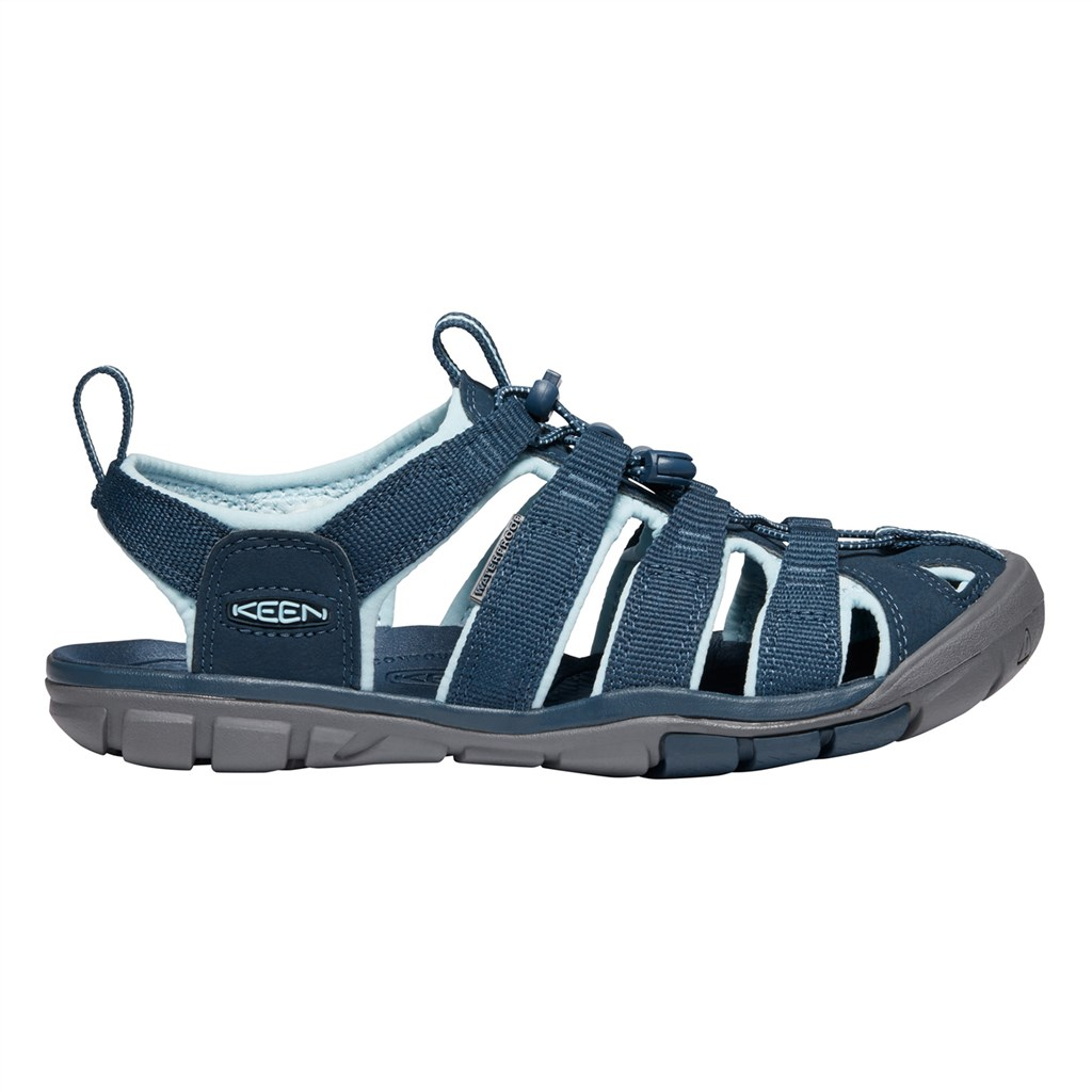 KEEN - W Clearwater CNX - navy/blue glow