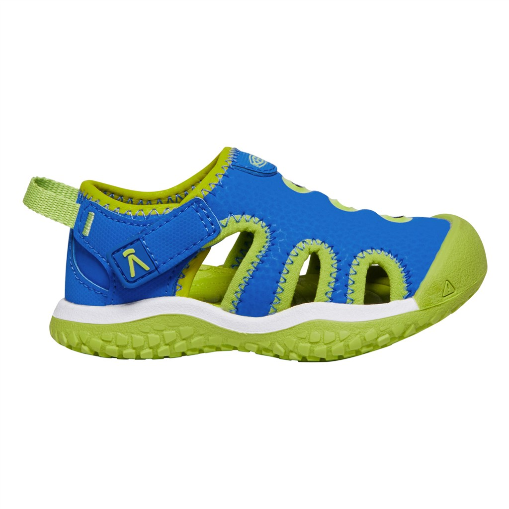 KEEN - T Stingray - brilliant blue/chartreuse