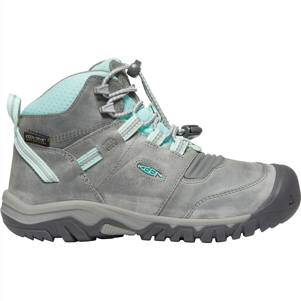KEEN - Y Ridge Flex Mid WP - grey/blue tint