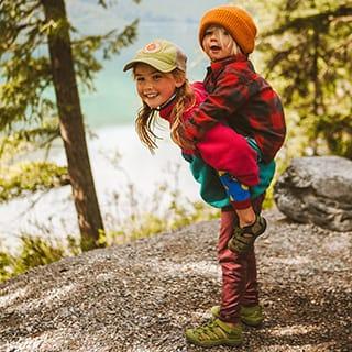 Redwood für Kinder entdecken