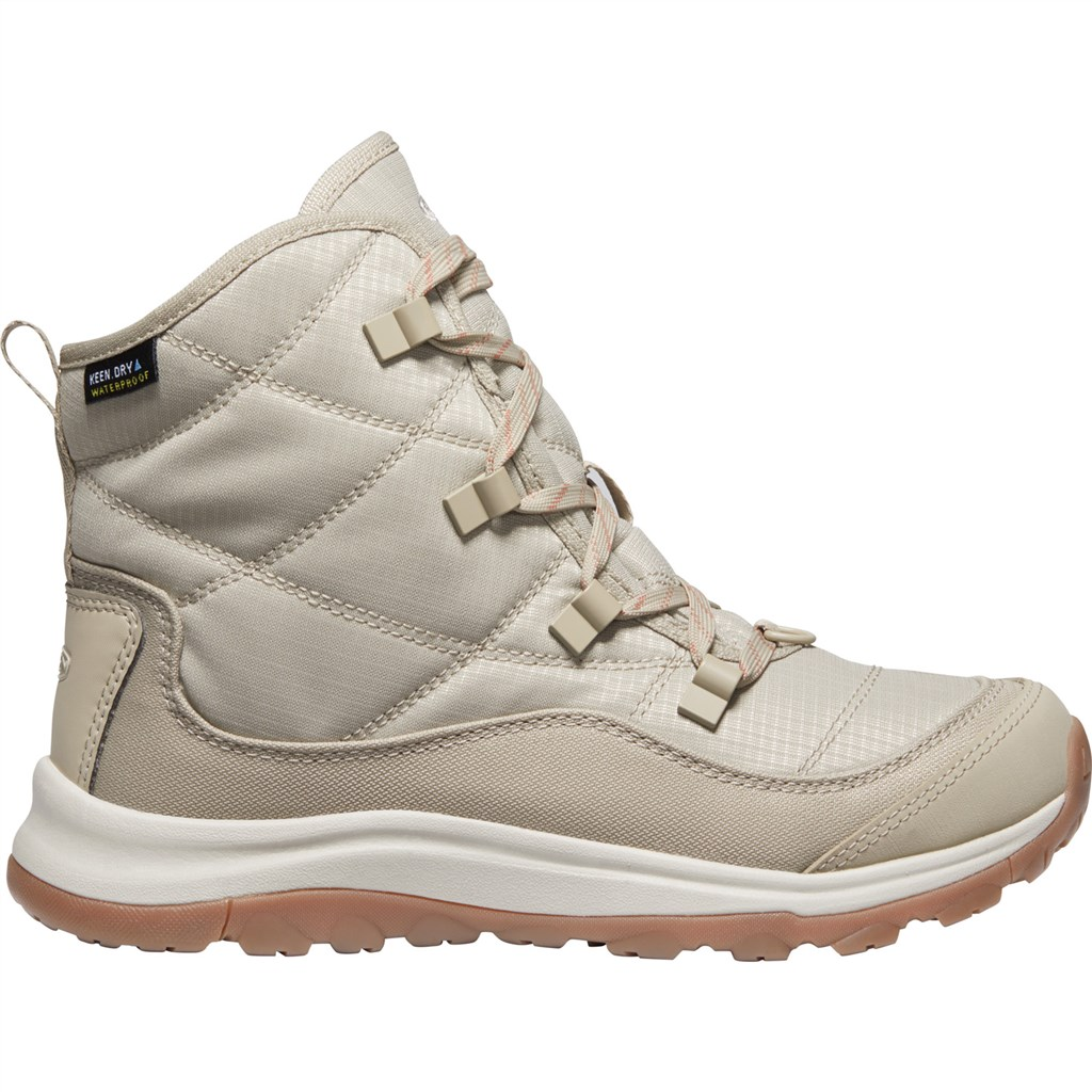 KEEN - W Terradora II Ankle Boot WP - plaza taupe/redwood