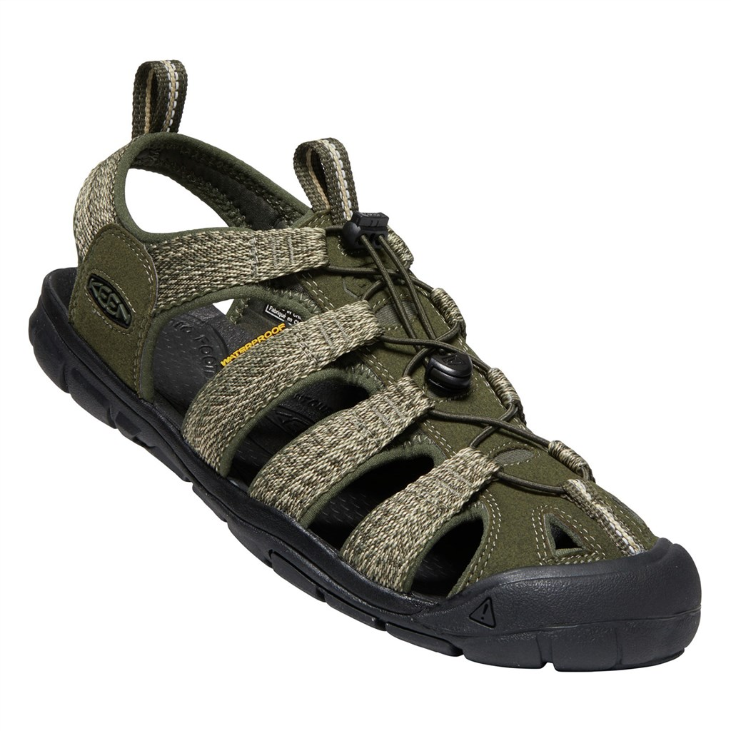 KEEN - M Clearwater CNX - forest night/black