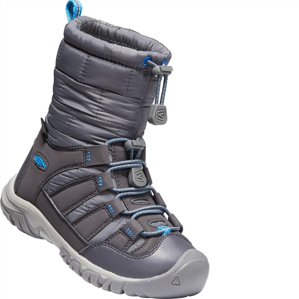 KEEN - C Winterport Neo Dt WP - steel grey/brilliant blue