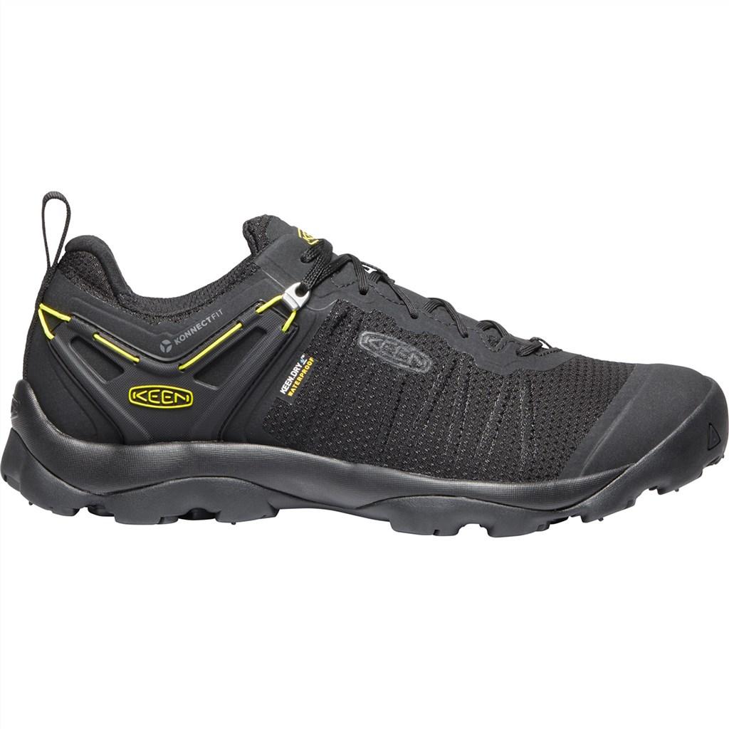 KEEN - M Venture WP - black/vibrant yellow