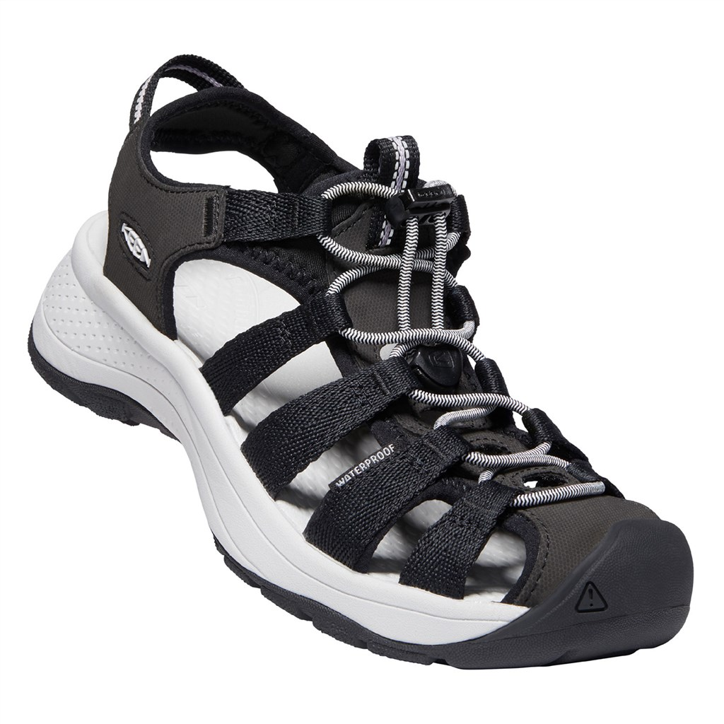 KEEN - W Astoria West Sandal - black/grey