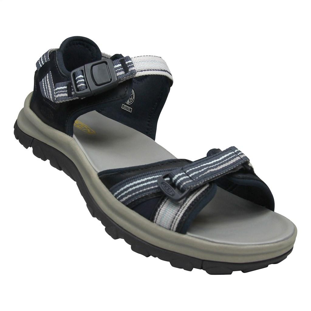 KEEN - W Terradora II Open Toe Sandal Leather - navy