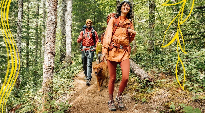Ridge Flex für Damen Wandern wird jetzt leichter und bequemer