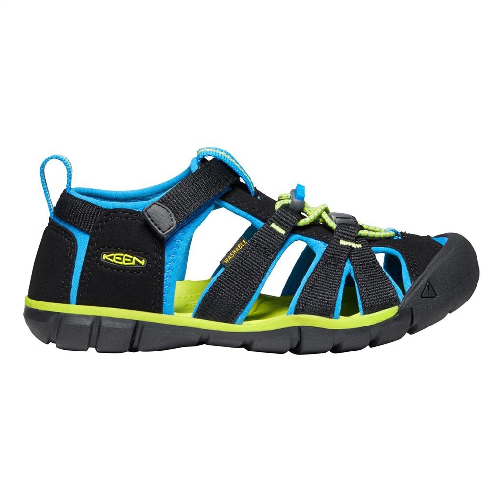 KEEN - Y Seacamp II CNX - black/brilliant blue