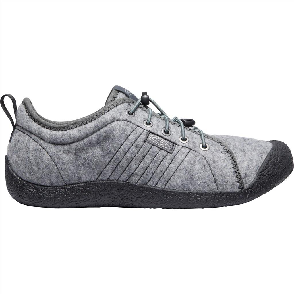 KEEN - M Howser Lace - grey felt/black