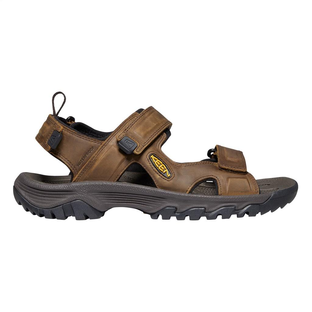 KEEN - M Targhee III Open Toe Sandal - bison/mulch