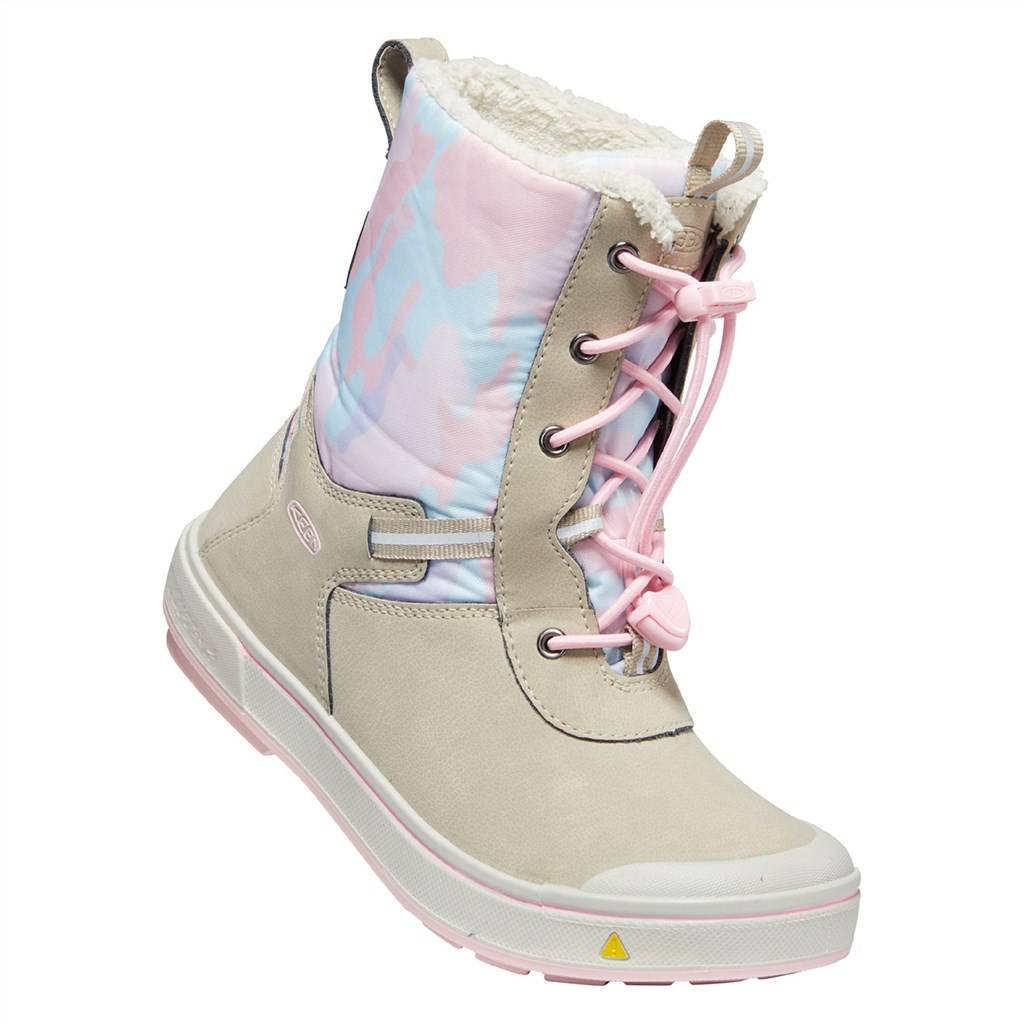 KEEN - C Kelsa Tall WP - plaza taupe/pink blush