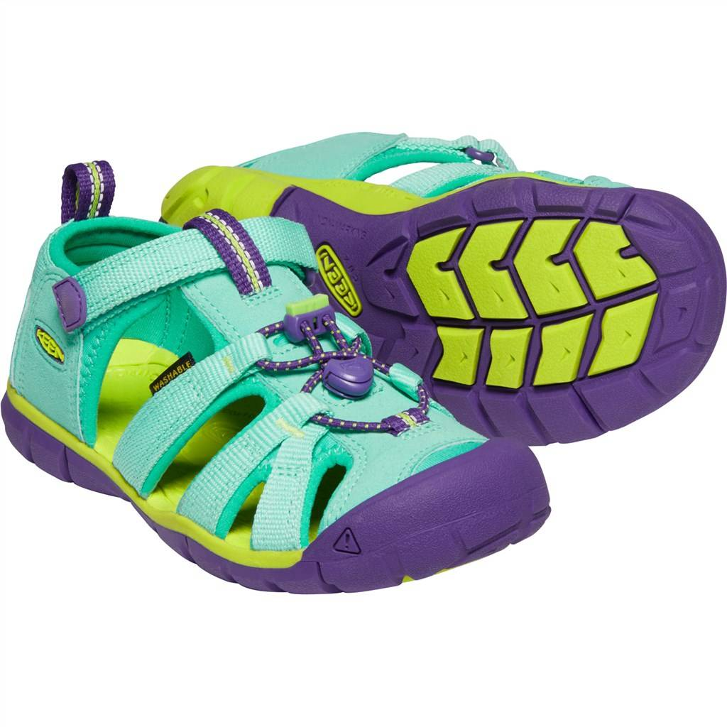 KEEN - Y Seacamp II CNX - cockatoo/royal purple