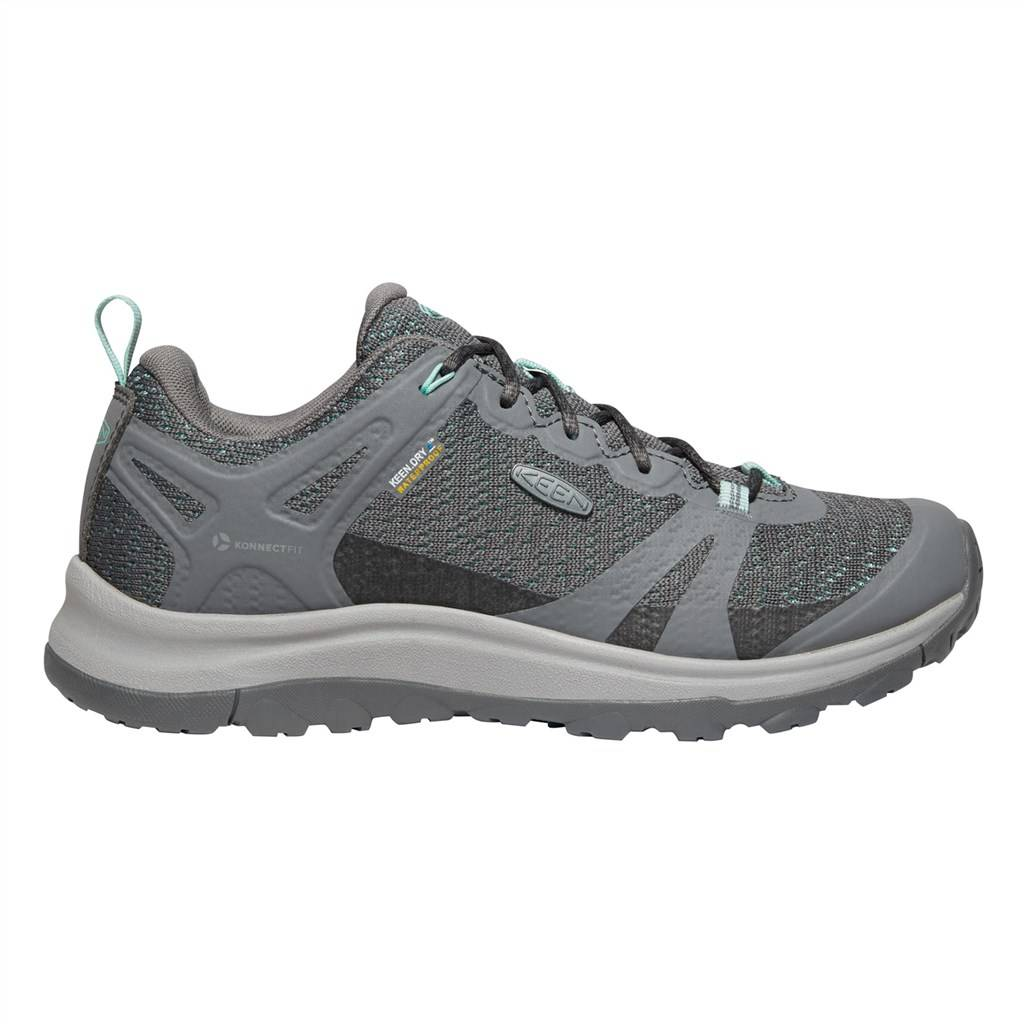 KEEN - W Terradora II WP - steel grey/ocean wave