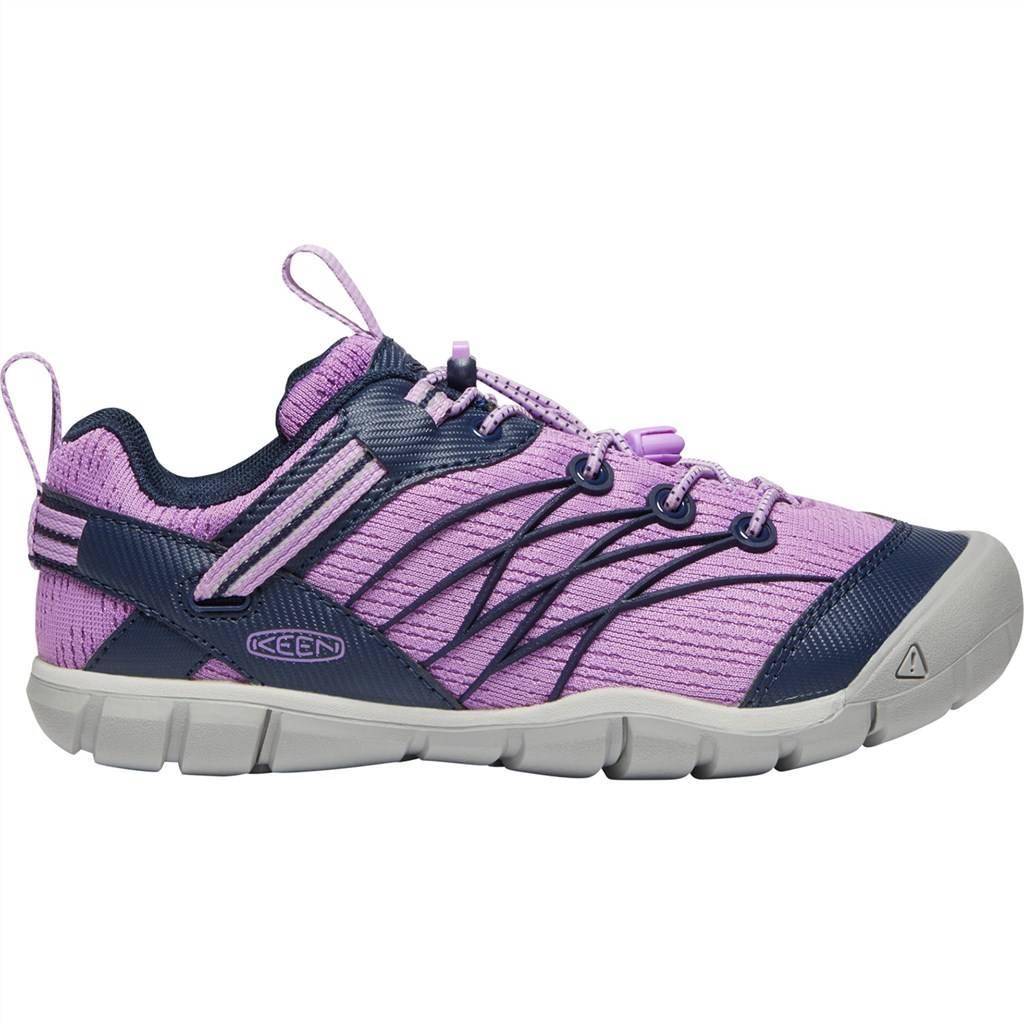 KEEN - Y Chandler CNX - african violet/navy