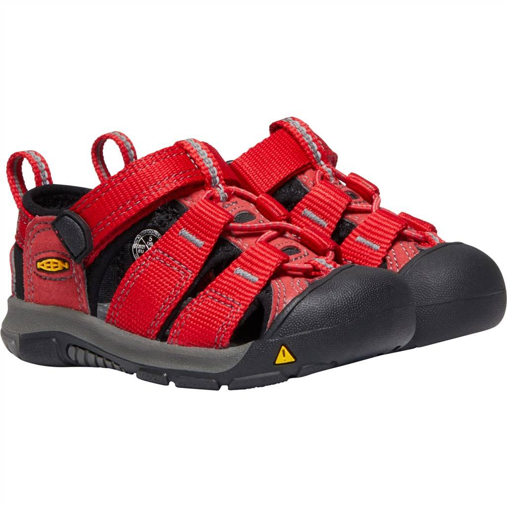 KEEN - T Newport H2 - ribbon red/gargoyle