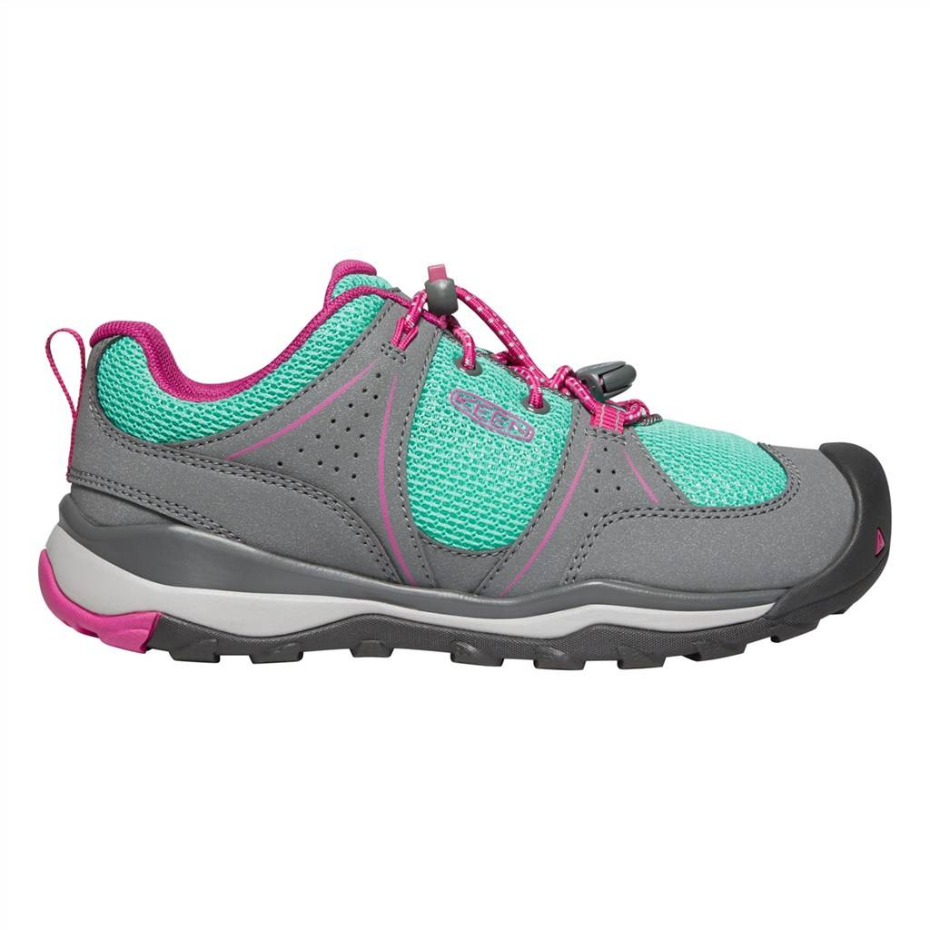 KEEN - C Terradora II Sport - steel grey/very berry