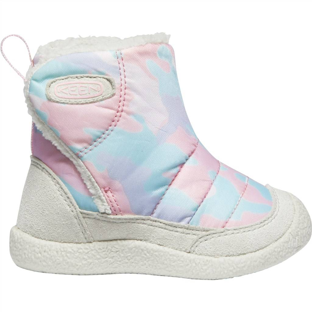 KEEN - T Howser II Mid - silver birch/pink blush