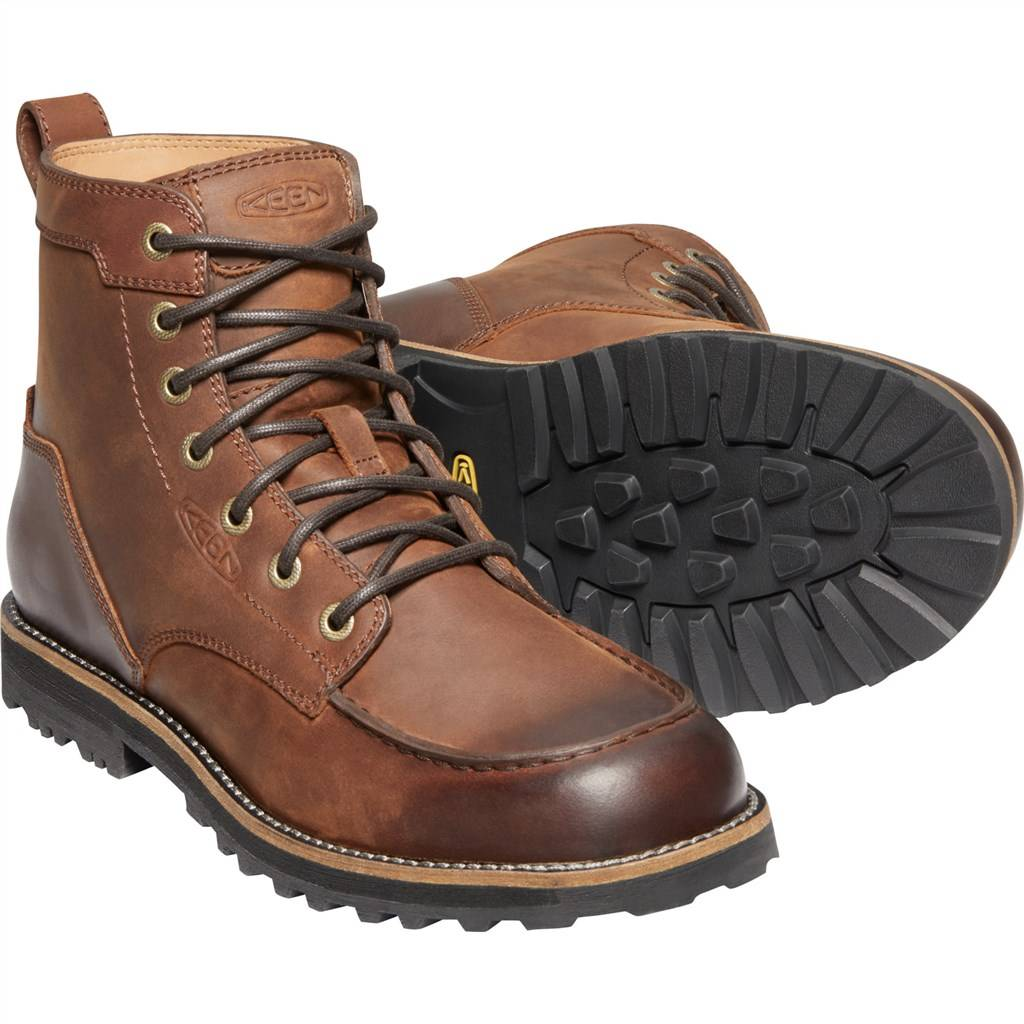 KEEN - M The 59 Moc Boot - dark brown