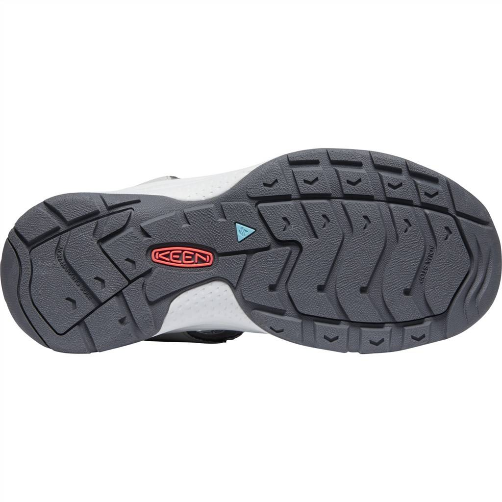 KEEN - W Astoria West Sandal - grey/coral