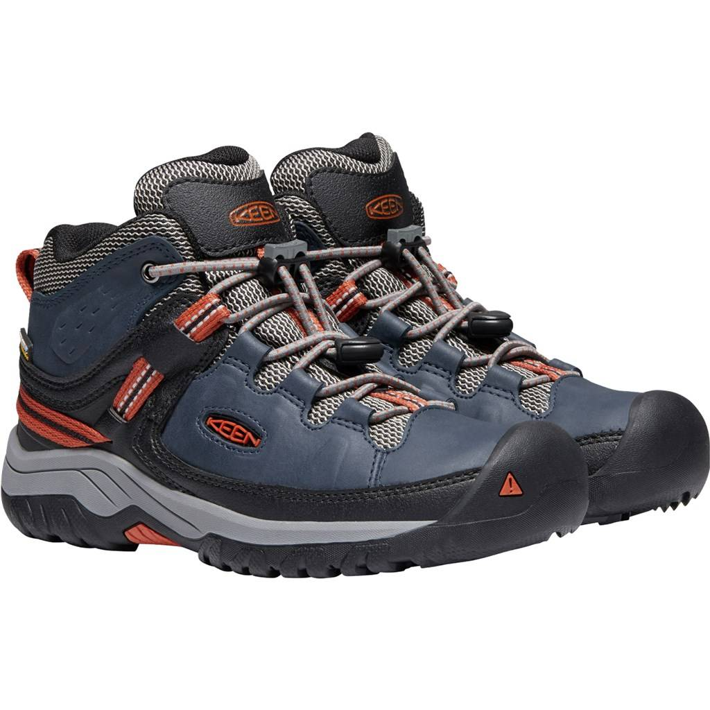 KEEN - Y Targhee Mid WP - blue nights/roobios tea