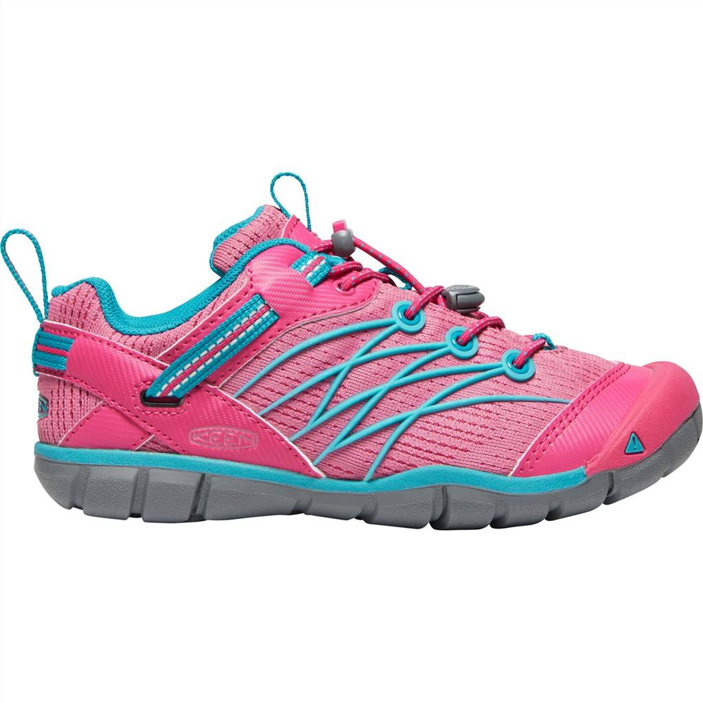 KEEN - Y Chandler CNX - bright pink/lake green