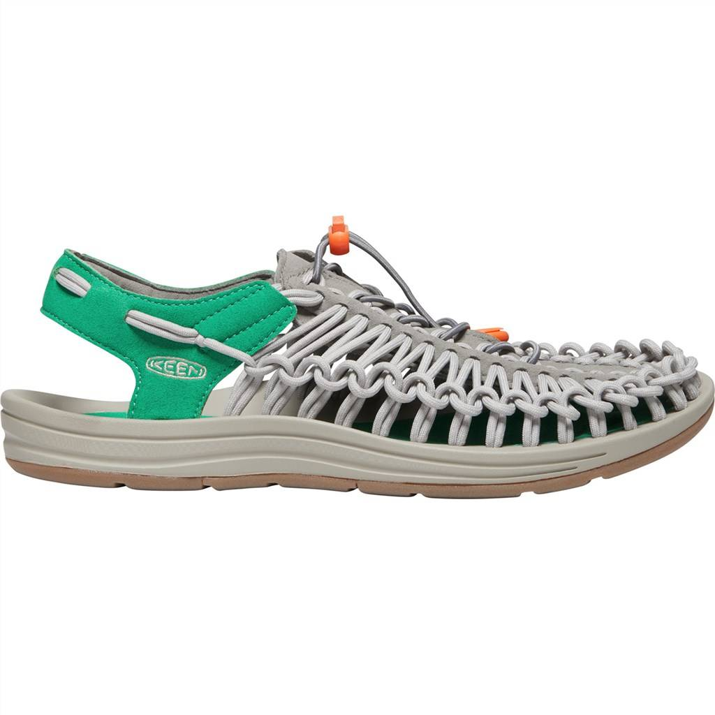 KEEN - M Uneek - steel grey/jolly green