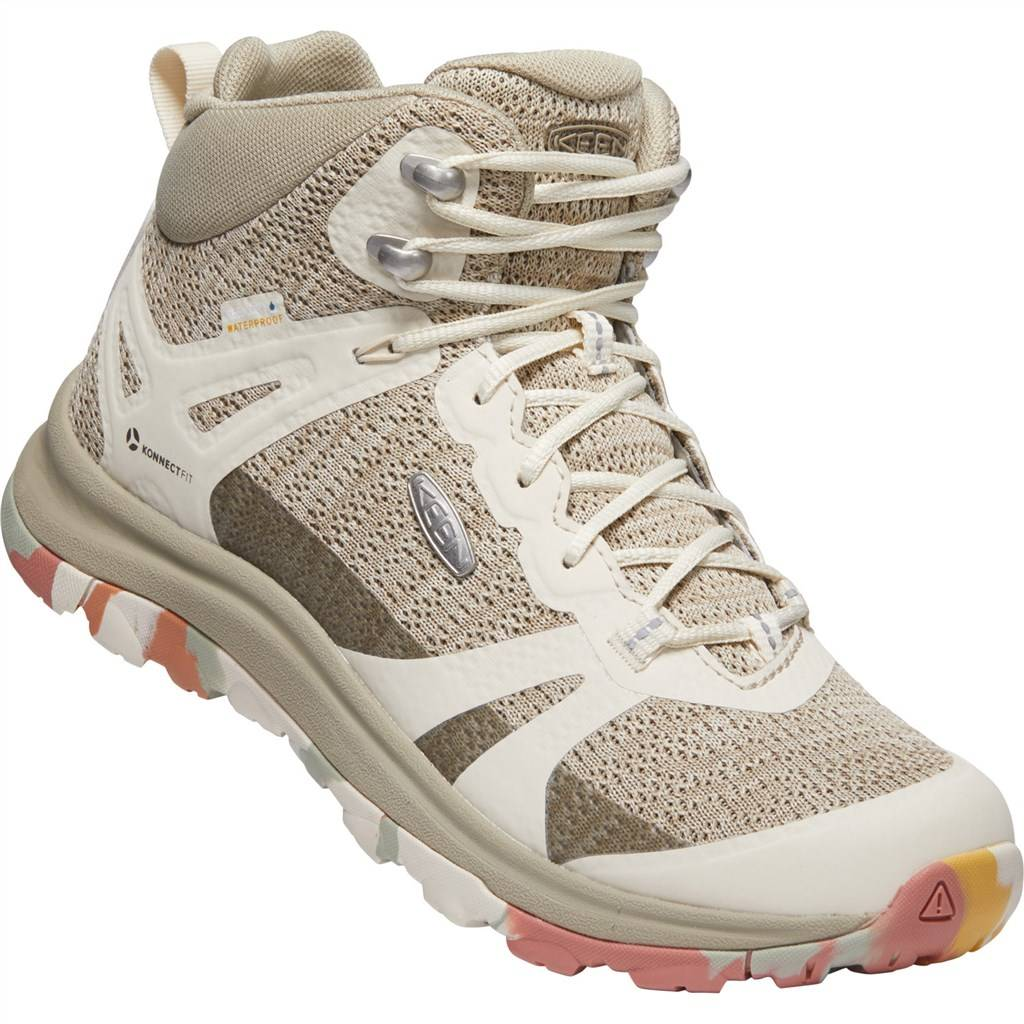 KEEN - W Terradora II Mid WP - brick dust/birch