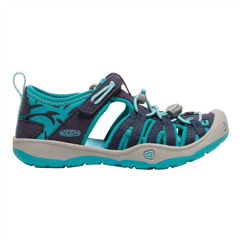KEEN - C Moxie Sandal - dress blues/viridian
