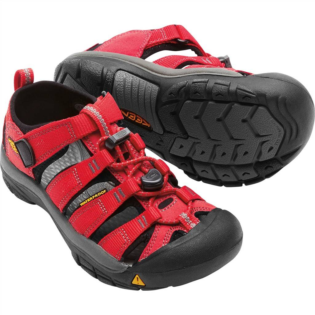 KEEN - Y Newport H2 - ribbon red/gargoyle