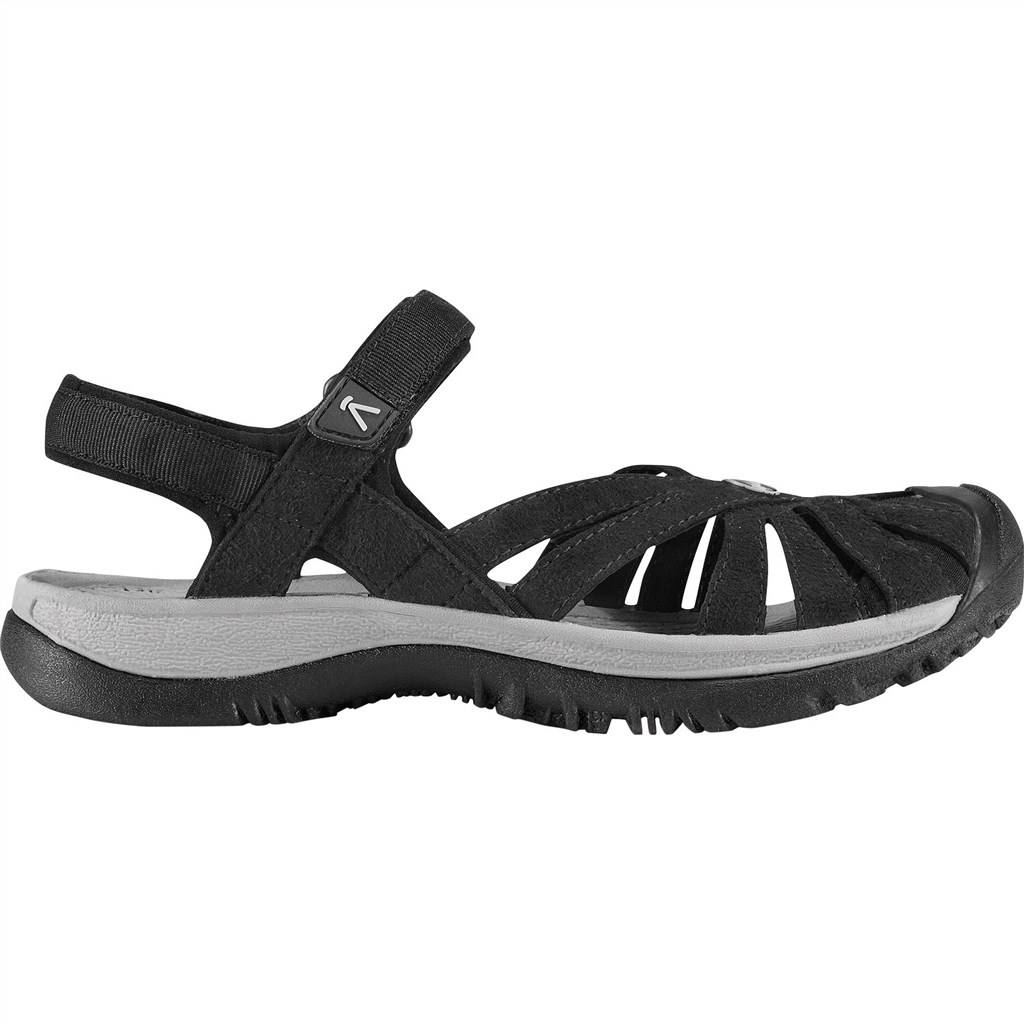 KEEN - W Rose Sandal - black/neutral gray