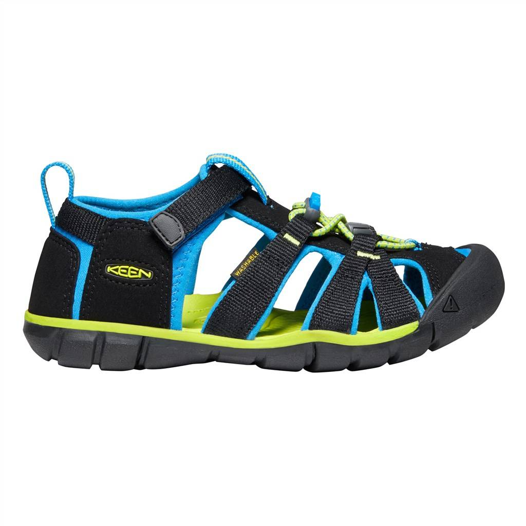 KEEN - C Seacamp II CNX - black/brilliant blue