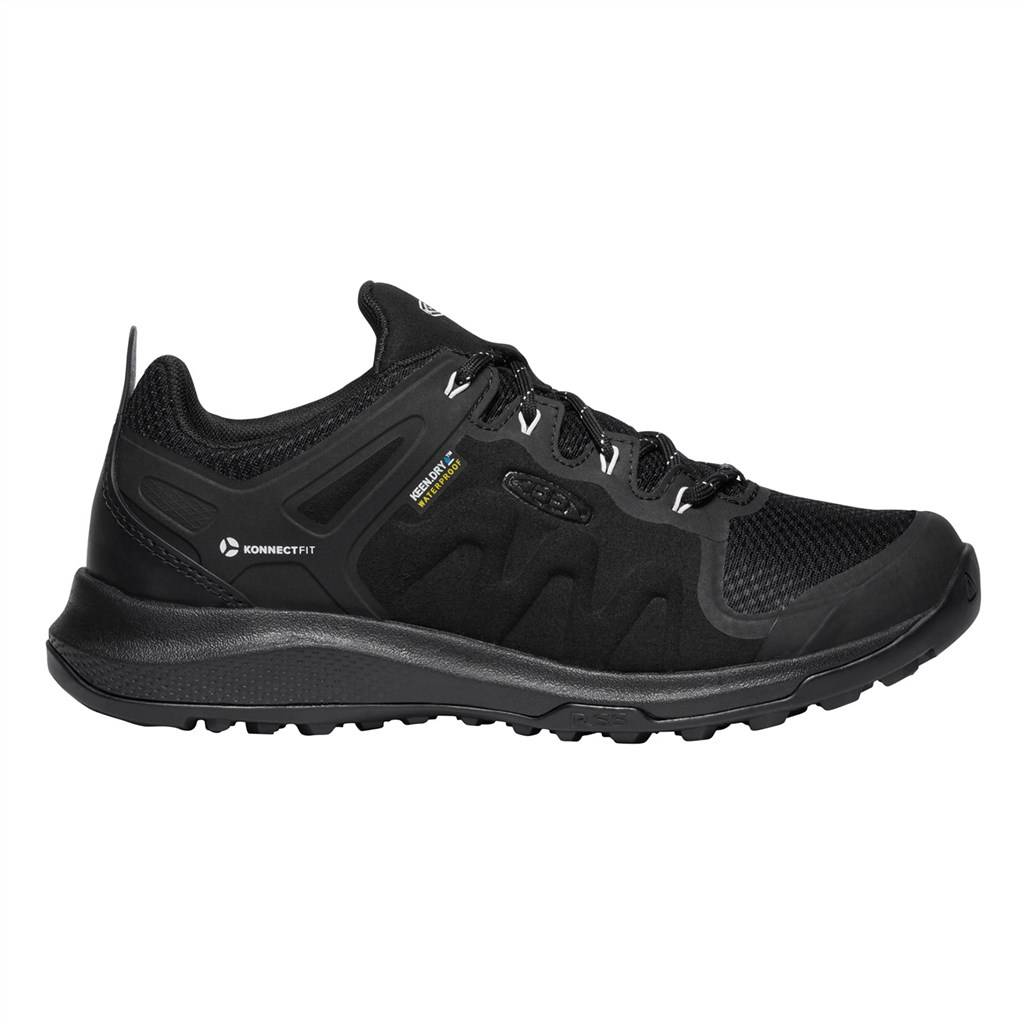KEEN - W Explore WP - black/star white