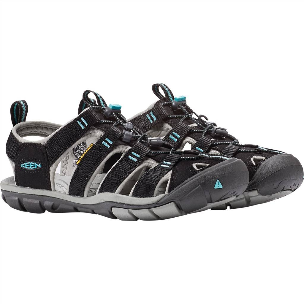 KEEN - W Clearwater CNX - black/radiance