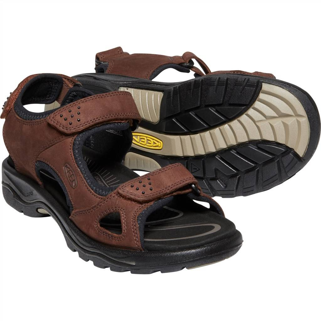 KEEN - W Rialto II 3 Point - dark henna/black