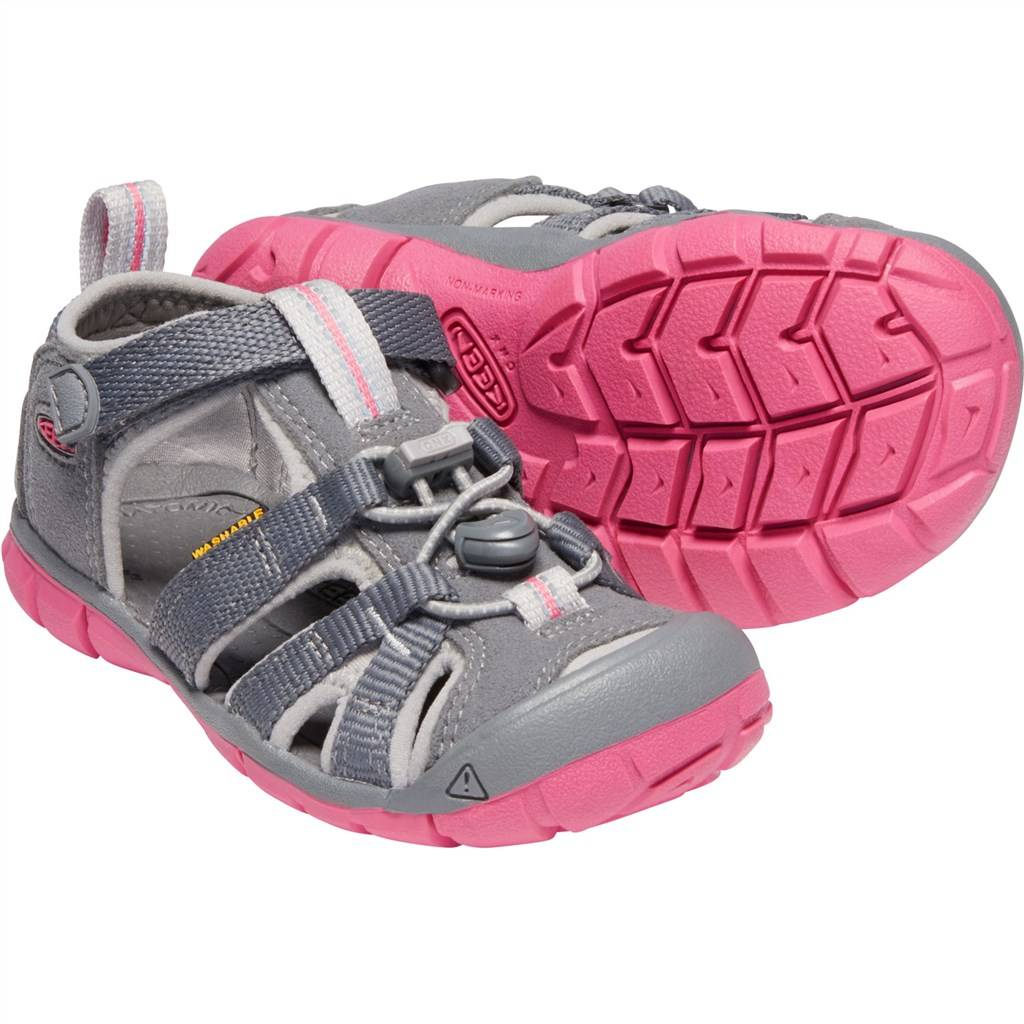KEEN - C Seacamp II CNX - steel grey/rapture rose